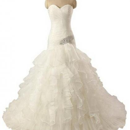 Youthful Sweetheart Ruffle Organza ..