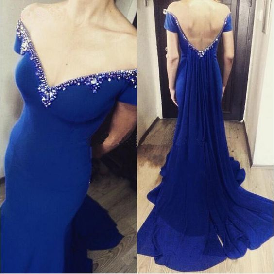 Sexy Long Prom Dresses Deep V Neck Bow Sash A Line F2017 Long High GorgeousNew Arrival Charming Prom Dress